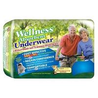 Unique Wellness Pull-Up Absorbent Underwear
