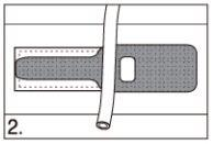 How to Apply Leg Band?
